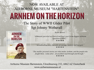 "Airborne Museum Now Stocking ""Arnhem on the Horizon"""