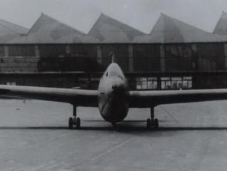 75th Anniversary of Hotspur's Maiden Flight