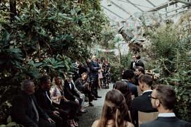 Freie Trauung Botanika Gäste