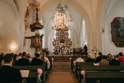 Hochzeit Schlosskirche Varrel Trauung