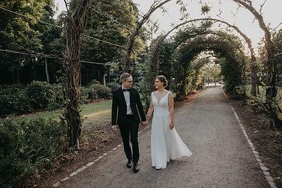 Hochzeit in der Botanika
