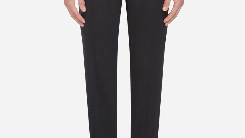 Pantalón negro piloto