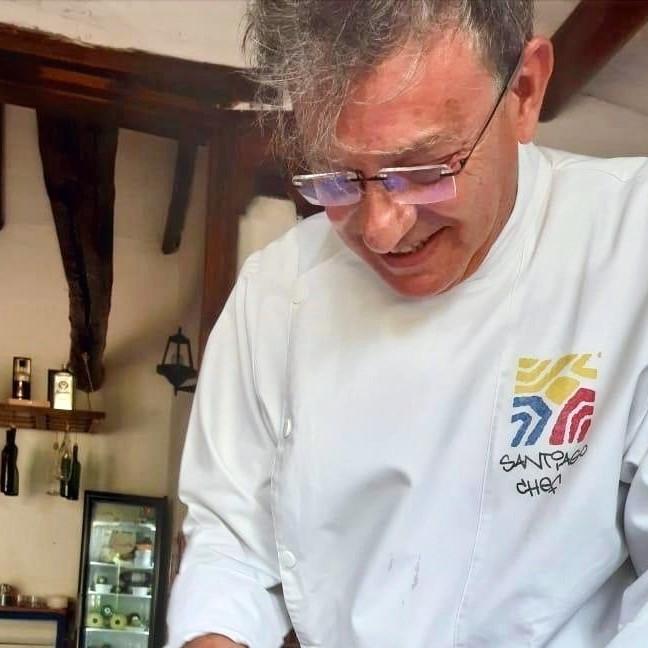 Almuerzo con el Chef