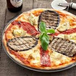 pizza vege