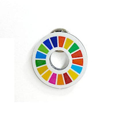 SDGsピンバッジ