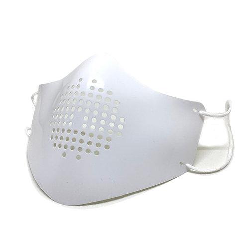 楽しむマスク(ホワイト)