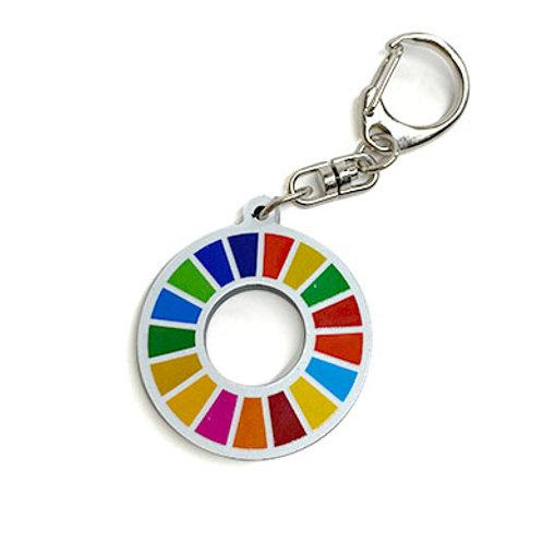 SDGsキーホルダー
