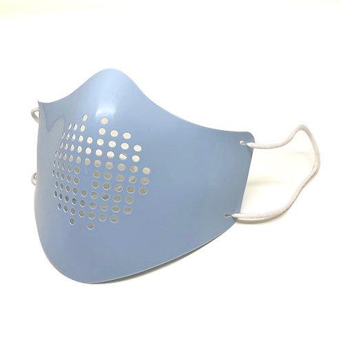 楽しむマスク(ブルー)