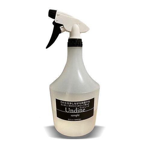 強アルカリイオン電解水Undine(1ℓスプレー)