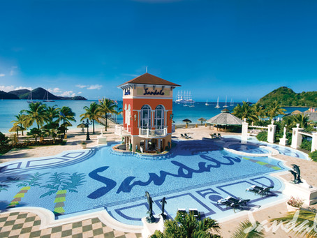 Is Love Really Love At Sandals?
