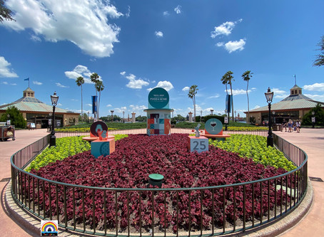 Epcot and the New Normal