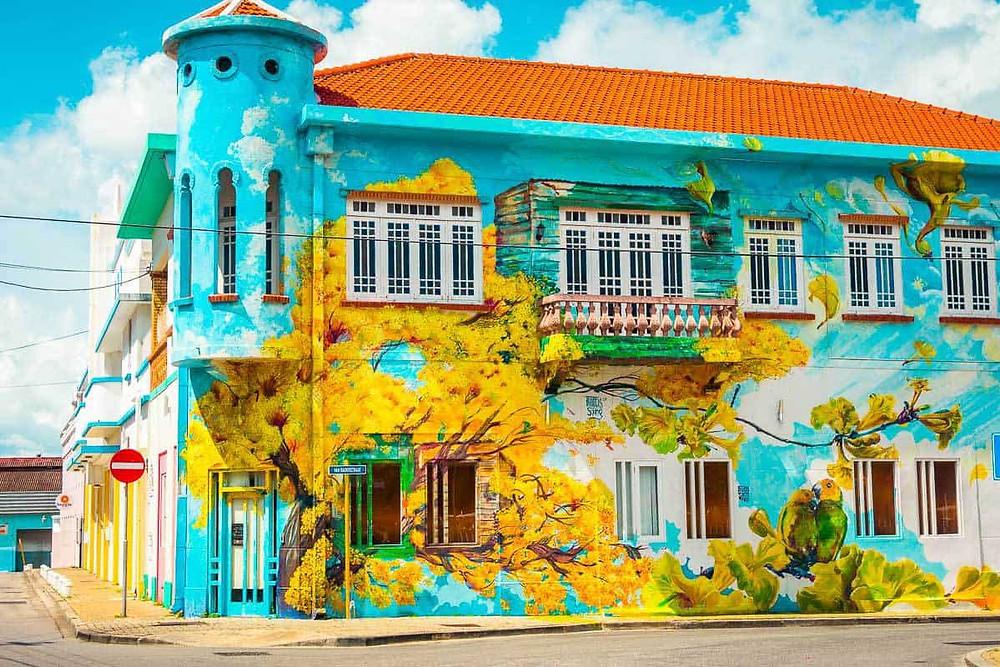Skalo Mural Art