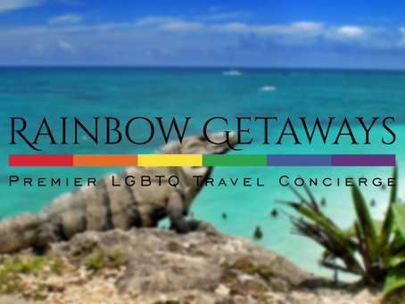 Travel Over the Rainbow to the Mexican Rivera