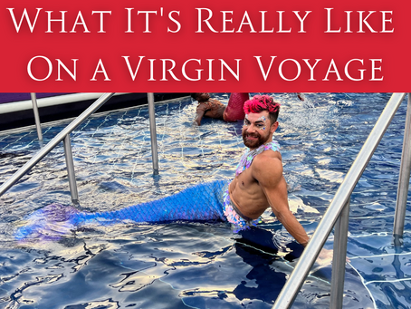 What it's really like on a Virgin Voyage