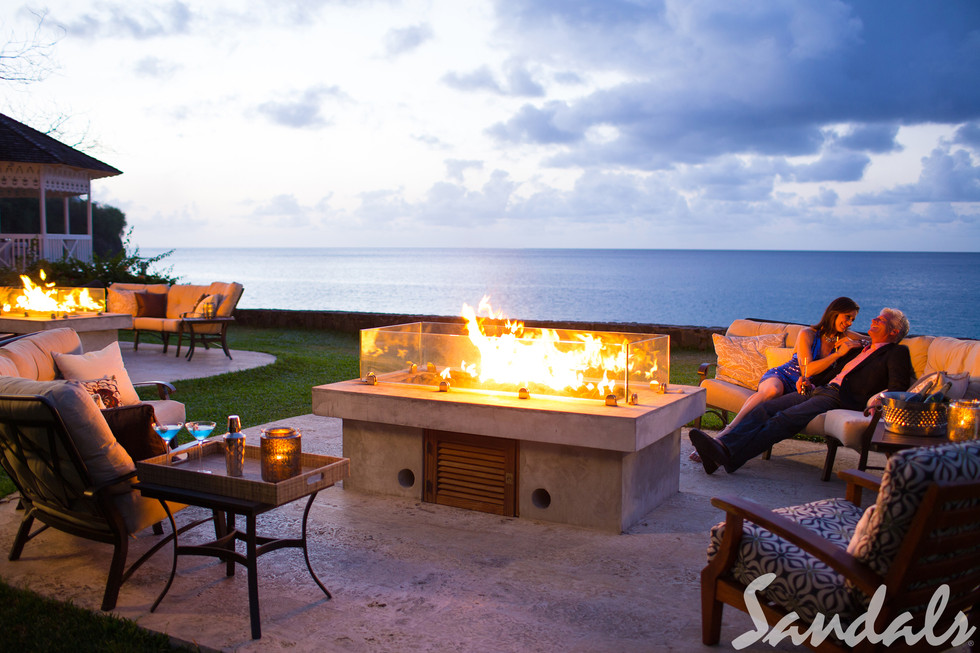 Firepits are made for love