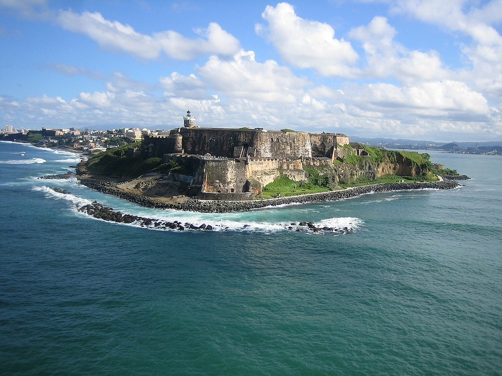 Old Spanish Fort Puerto Rico