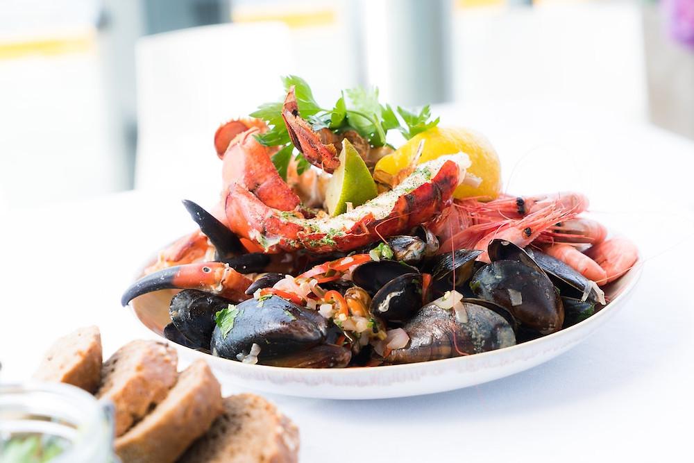 Antigua Seafood
