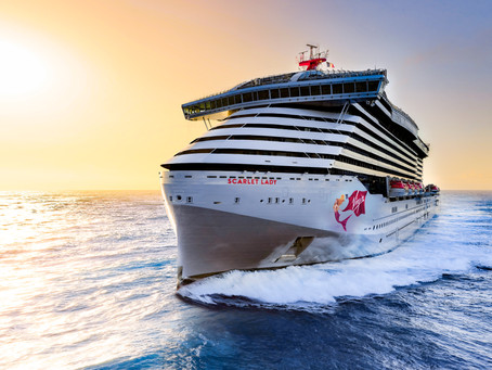 Lose your Virginity to Virgin Voyages