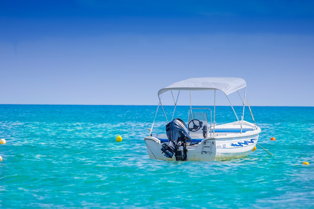 Water Tour of Antigua
