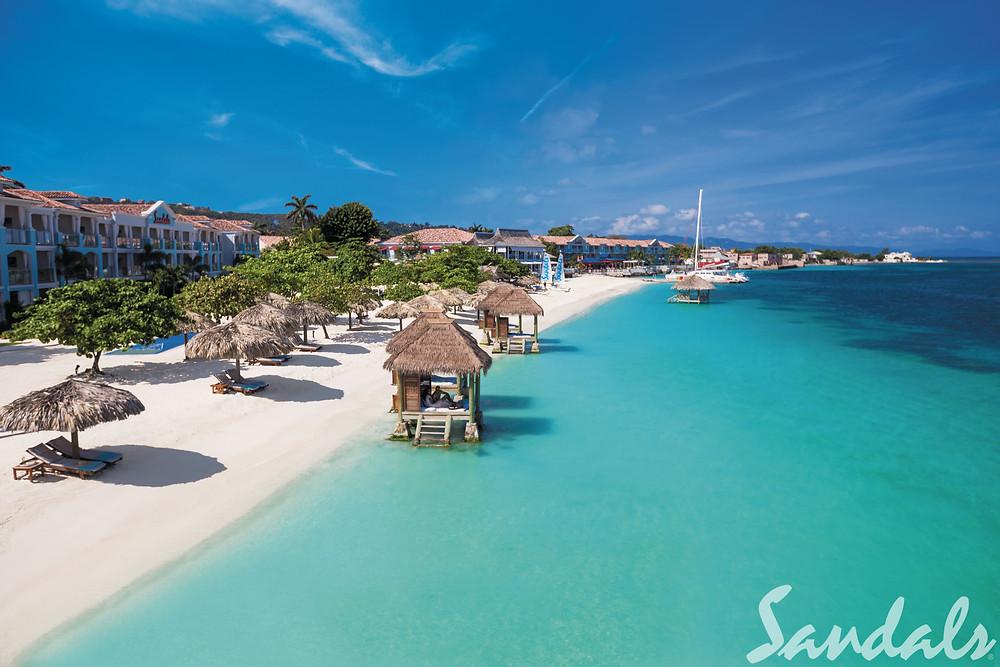 Sandals Montego Bay in Jamaica