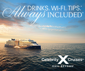 Experience the New Luxury on a Celebrity Cruise!