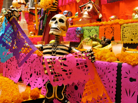 TOP 3 FESTIVALS TO CELEBRATE IN MEXICO