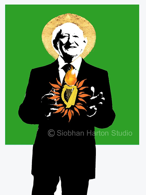 The Sacred Harp Of Michael D