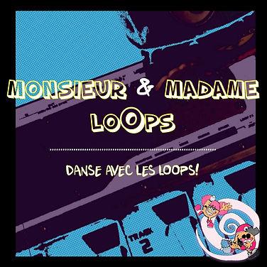 CD Danse avec les LoOps
