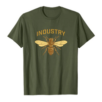 Industry [with bee]
