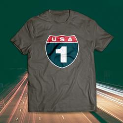 USA Interstate 1