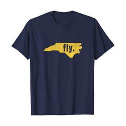 North Carolina [fly]