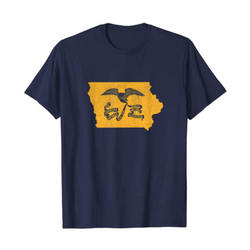 Iowa [flag]