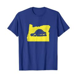 Oregon [flag beaver]