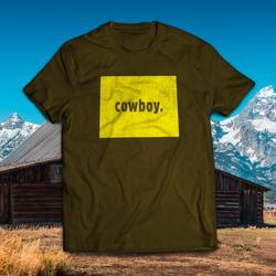 Wyoming [cowboy]