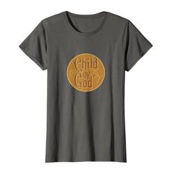 Child of God [vintage badge]