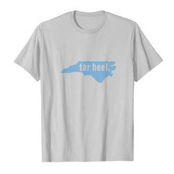 North Carolina [tar heel]