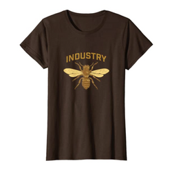 Industry with Bee