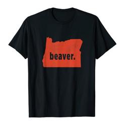 Oregon [beaver]