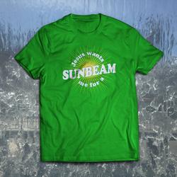Jesus wants me for a Sunbeam.