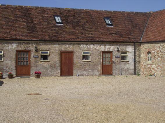 Lime Kiln External