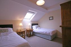 Old Stables bedroom