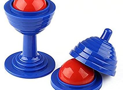 Ball & Vase Trick