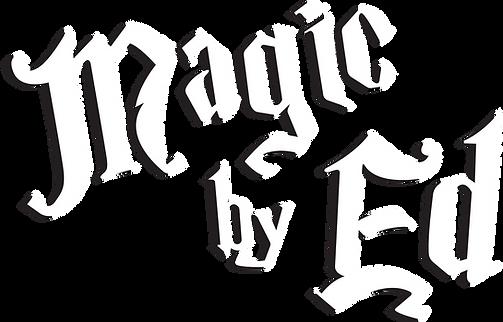 Magic by Ed Logo