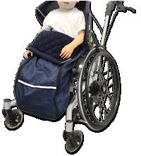 Schlupfsack in Kindergröße