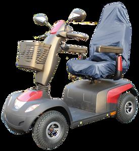 Sitzabdeckung für Scooter und E-Mobile