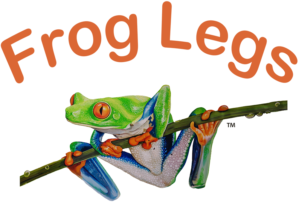 Logo Frog Legs Wheels and Casters