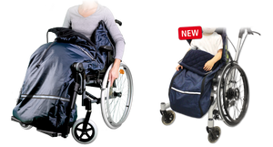 Thermo-Body Warmers for Wheelchair User