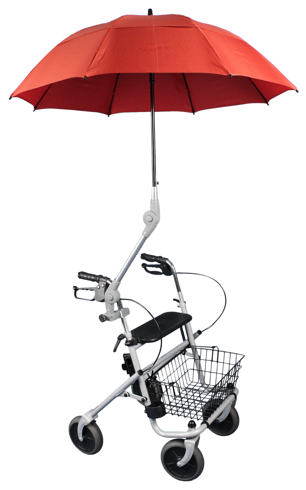 Walker umbrella