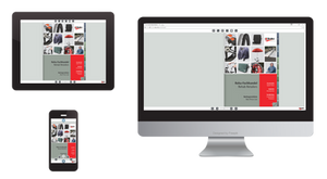 Webshop for medical supplies stores