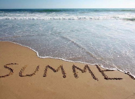 And Just Like That...SUMMERS OVER!!